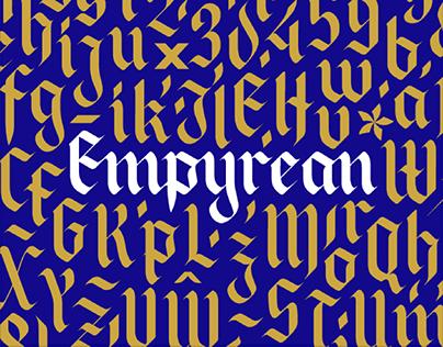 Empyrean - Free Font