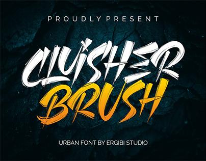 CLUISHER BRUSH