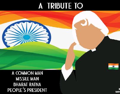Tribute to APJ Sir !!
