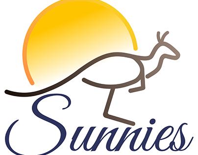 Sunnies (Kangaroo Logo Design)