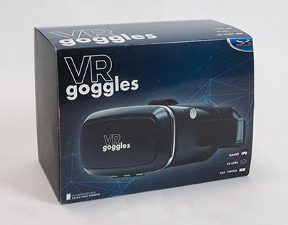 Solaray VR Goggles