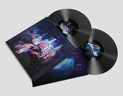 Record Cover Concept