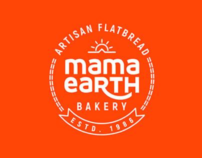 Mama Earth Bakery : Logo Redesign