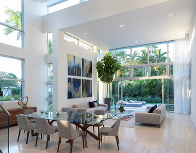 Bal Harbour Residence by SDH Studio Architecture + Desi