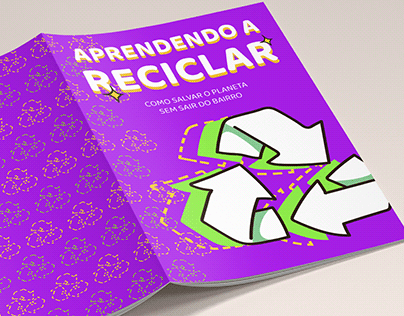 Aprendendo a reciclar - Projeto Vila Fátima