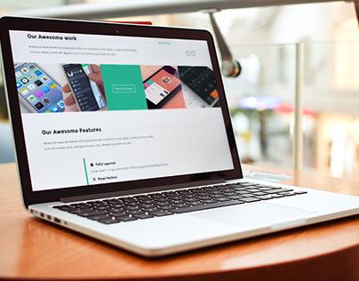 Portfolio web designing
