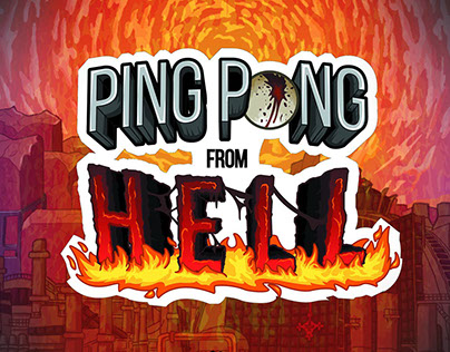 Ping Pong from Hell - HitsplayTime 2017 Community prize