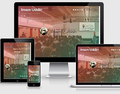 Imam Uddin | Portfolio Template