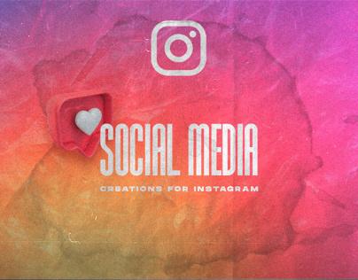 Social Media - Instagram @p_rickdesigner