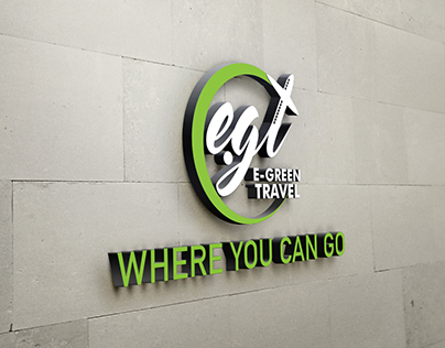 E-Green Travel Logo