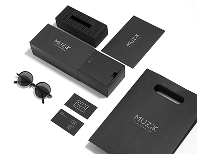 MUZIK PACKAGING DESIGN