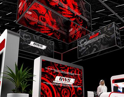 conceptual booth design
