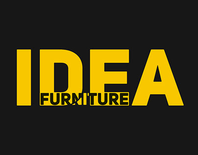 """IDEA FURNITURE"" Logo"