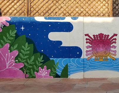 Inca Inti Mural August 2020