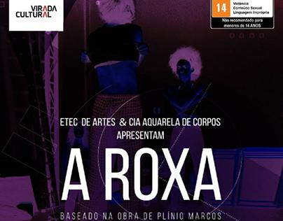 A Roxa Teatro de Rua - 2018