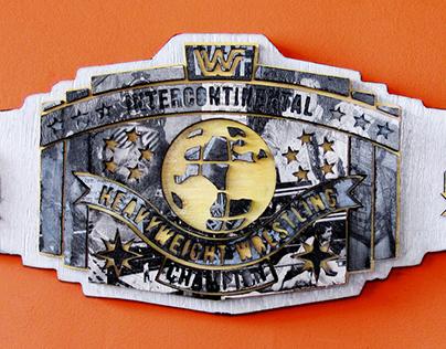 Intercontinental Wrestling Champion