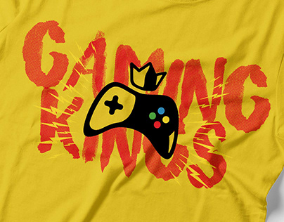 I-Play Gaming Lounge Logo Design