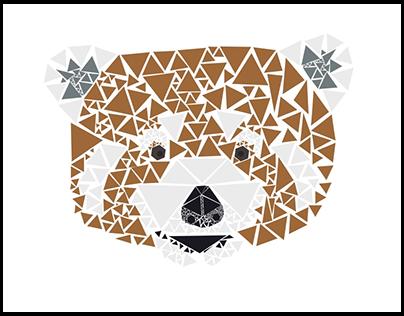 Polygonal Animal