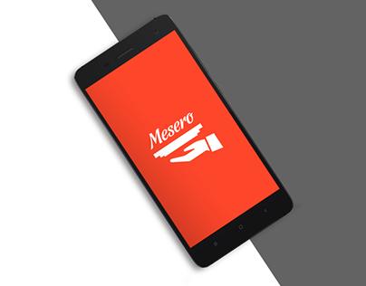 Mesero App