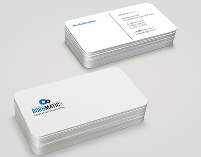 Business Card Borgmatic