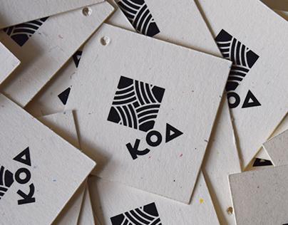 KOA - Brand Identity and Products