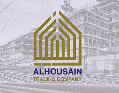 ALHOUSAIN Trading Company Logo