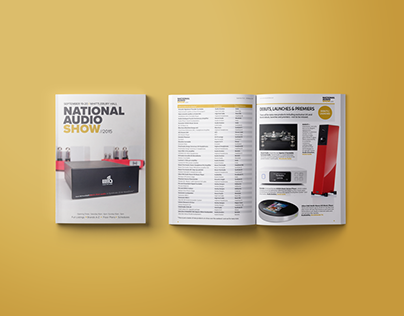 A4 Show Guidefor the National Audio Show 2015