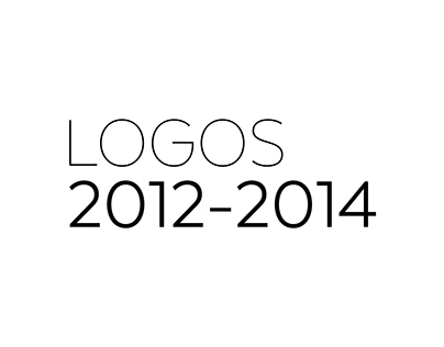 Logos 2012-2014 // Part 1