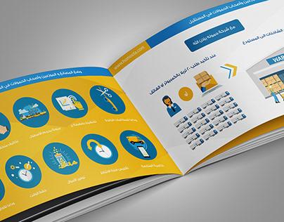 Homoola Brochure Design