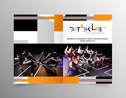 Attakkalari Brochure Cover