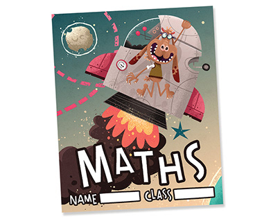 Copybook Covers for Kids