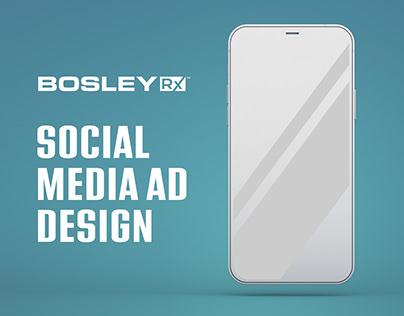 BosleyRx Ad Design