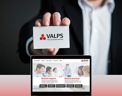 VALPS Digital Portfolio
