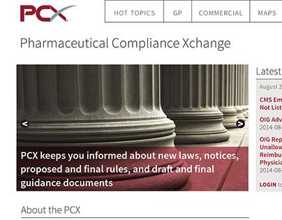 PCX by CIS Website