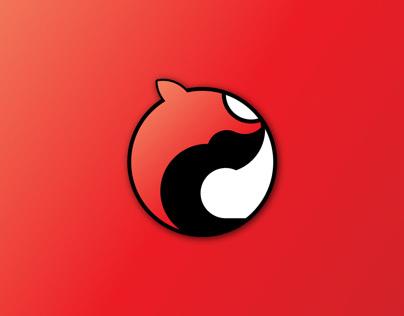 Red Fox Gaming Logo Design