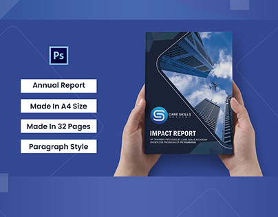 Annual Report Design | Employer Branding