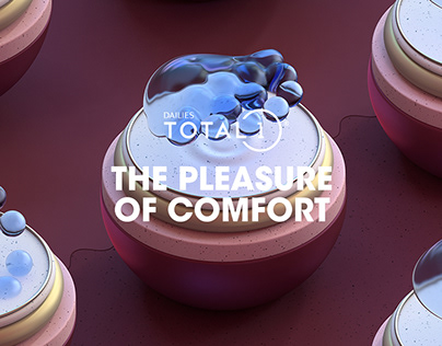DAILIES TOTAL 1 - Comfort Campaign