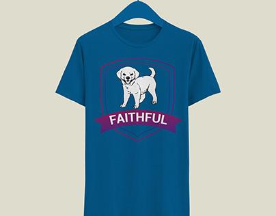 Faithful T - Shirt