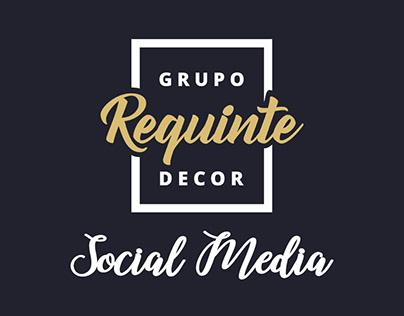 Requinte - Social Media