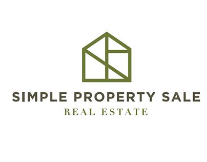 Simple Property Sale Logo & Website Design