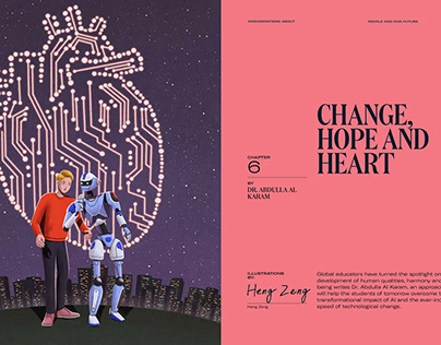 Change, hope and heart