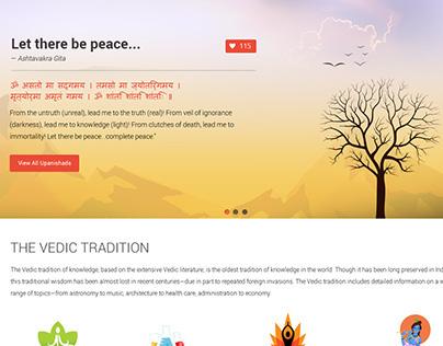 Spiritual articles website