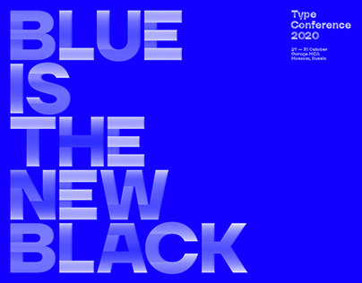 Type Conference 2020