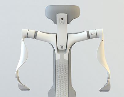 Active exoskeleton concept