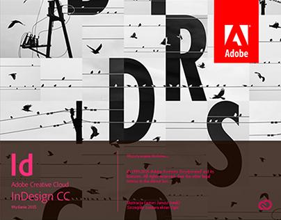 Adobe InDesign splash screen image