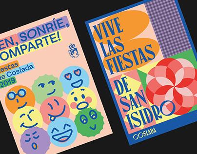 Fiestas de Coslada   Posters