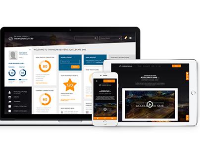 Thomson Reuters Accelerate SME