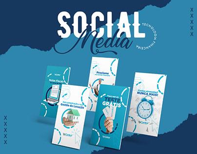 Social Media - contabilidade