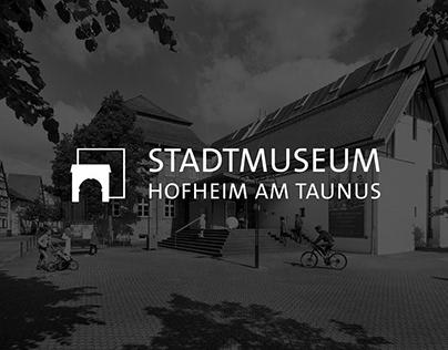 IMAGEBROSCHÜRE –Stadtmuseum Hofheim