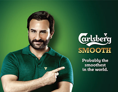 CARLSBERG SMOOTH BEER LAUNCH 2018